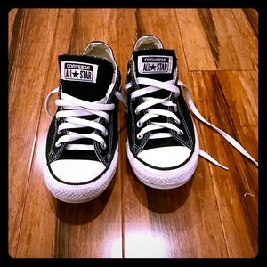"Converse All Star Sneakers-Men""s 7/Women's 9"